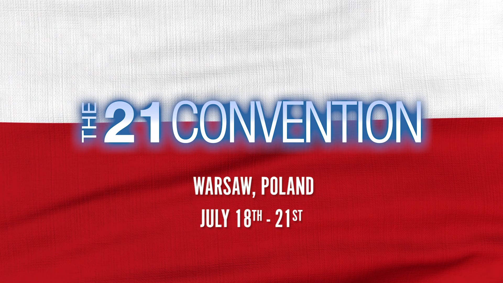 21 Convention Polska