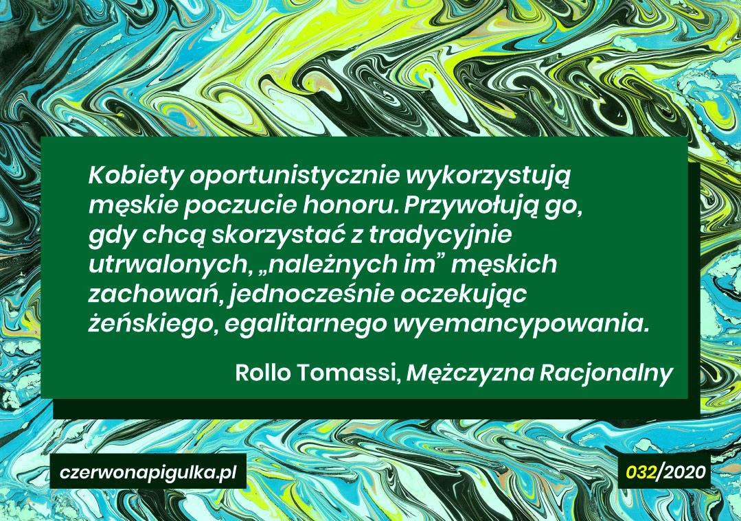 Rollo Tomassi Kobiety Mężczyźni Związek
