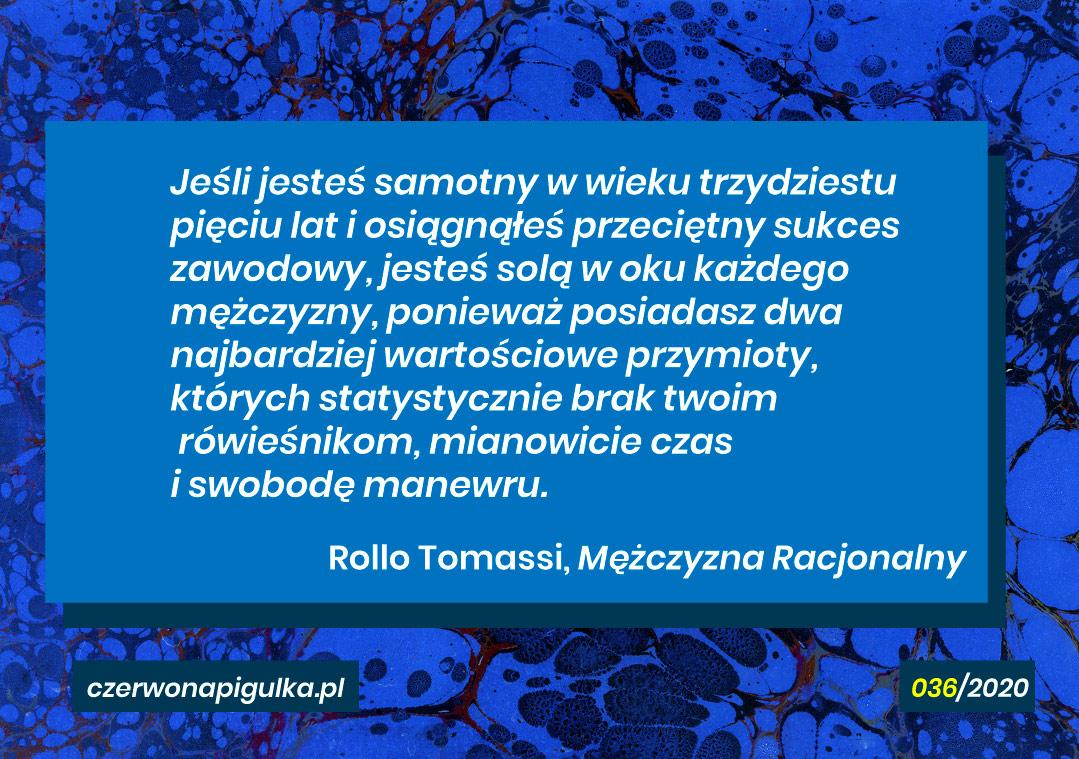 Rollo Tomassi Niszczycielki marzeń